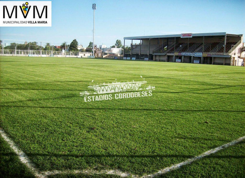 Estadio de Villa María platea