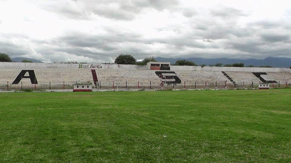 Estadio Andino La Rioja tribuna