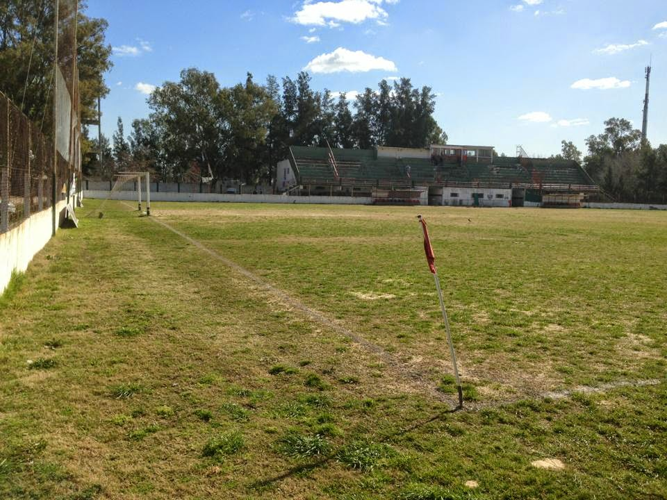 cancha de Deportivo Armenio platea
