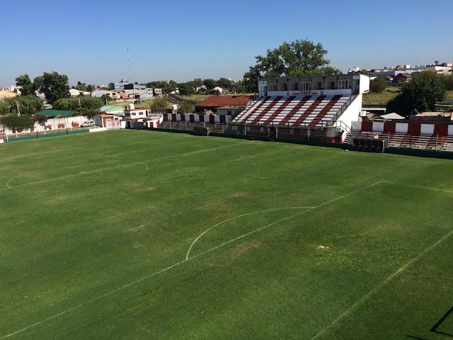 estadio Barracas Central platea