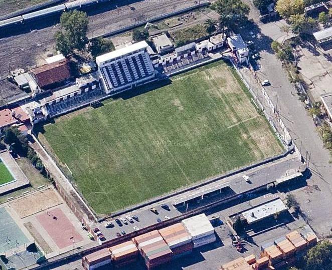 Barracas Central google map