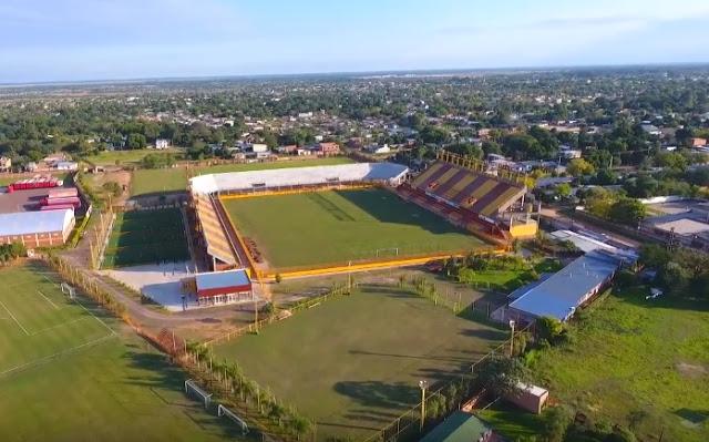 Estadio Boca Unidos de Corrientes