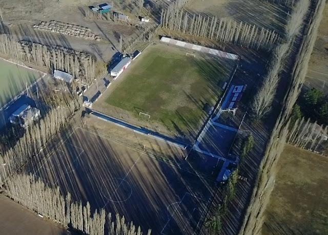 estadio Independiente Neuquén vista aerea