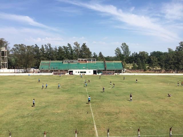 cancha Deportivo Armenio platea1