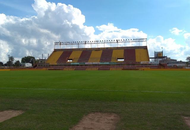 estadio Boca Unidos platea