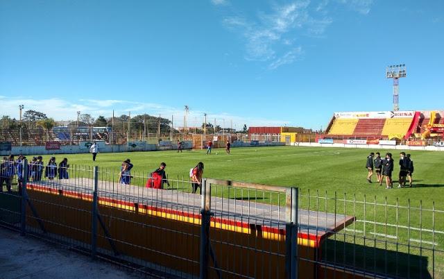 estadio Boca Unidos