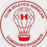 escudo Huracan de Comodoro Rivadavia