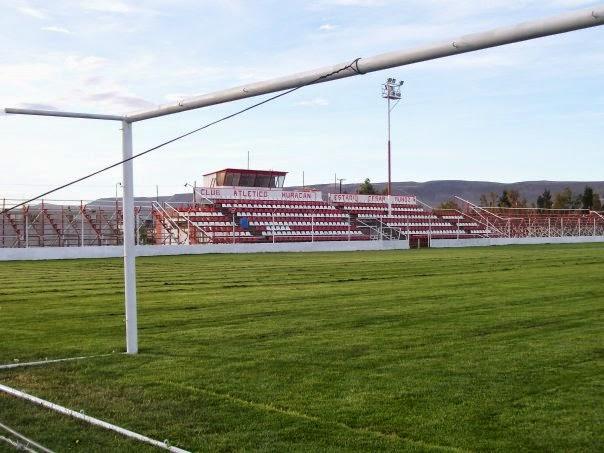 Estadio Huracan Comodoro platea