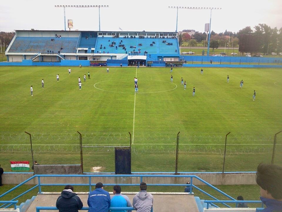 Estadio de Sportivo Italiano1