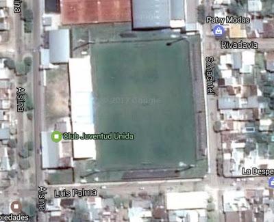 Juventud Unida de Gualeguaychú google maps