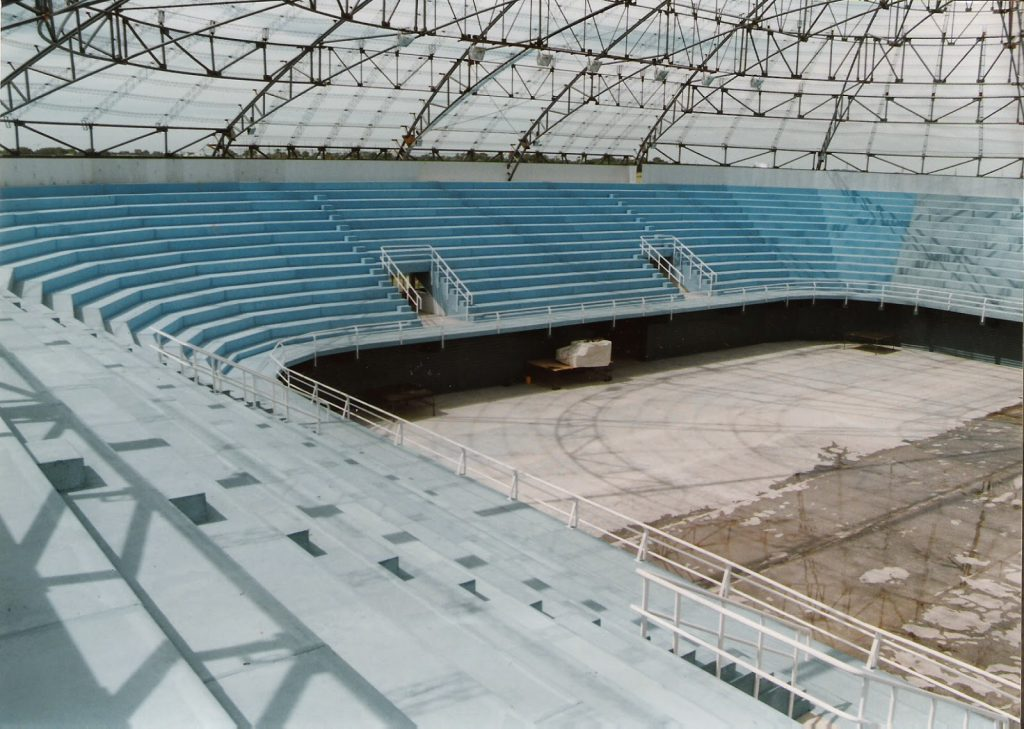 Historia del San Bernardo Stadium16