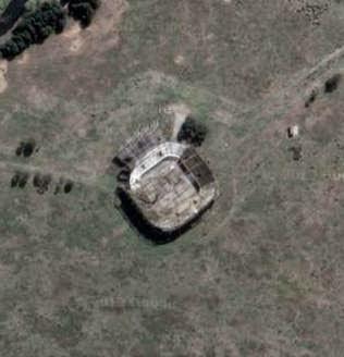 Historia en imágenes - San Bernardo Stadium google map