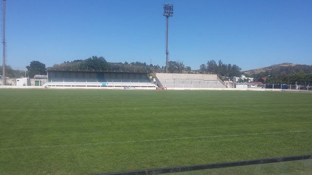 Estadio de Tandil tribunas