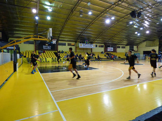 estadio Norberto Tomas Olimpo