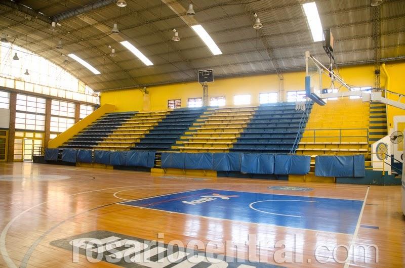 Estadio Cubierto de Rosario Central2