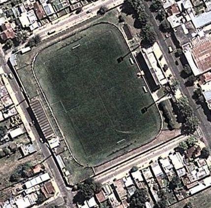 Estadio de Tandil google map