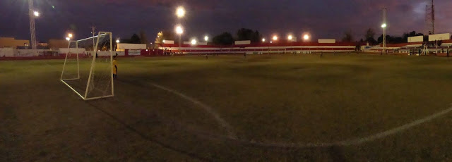 Estadio de Universitario de Córdoba panoramica