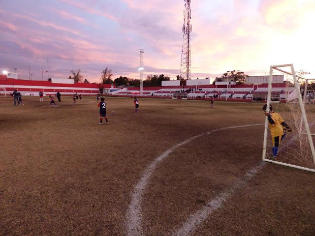Estadio de Universitario de Córdoba platea