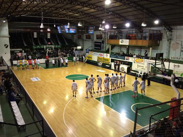 Estadio Cubierto Villa Mitre Bahía