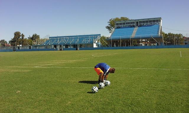 Estadio Villa San Carlos tribunas