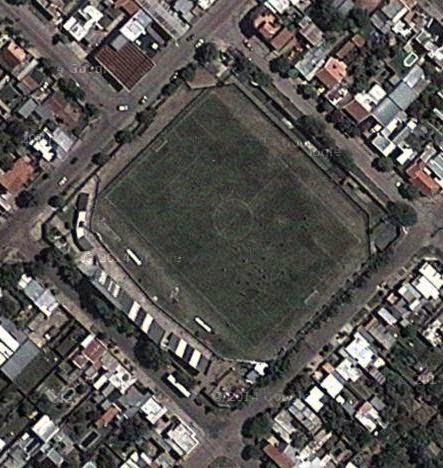 Villa Mitre Bahía Blanca google map