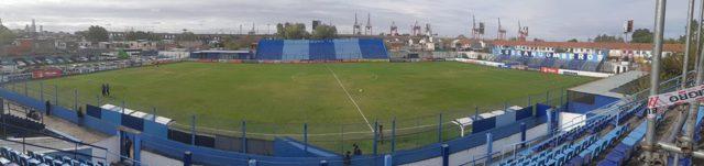 estadio Isla Maciel San Telmo