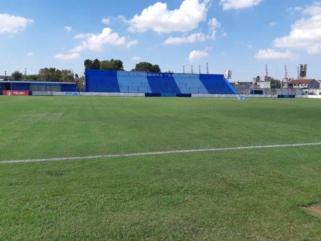 estadio San Telmo Isla Maciel