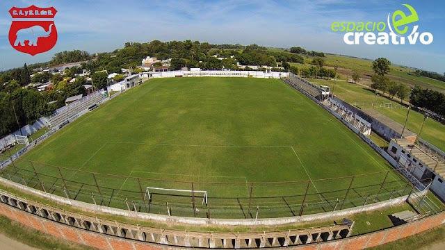 cancha Defensores Belgrano Ramallo