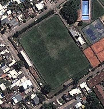 cancha de Defensores Unidos de Zarate google map
