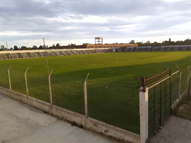 Estadio El Fortín Germinal Rawson