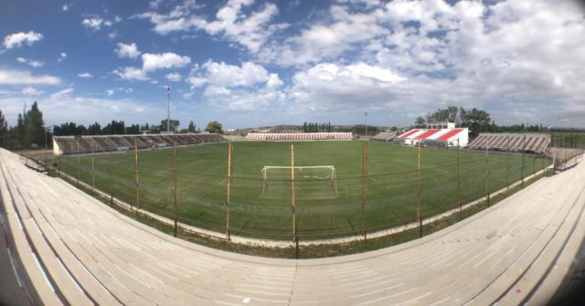 estadio Racing Club Trelew