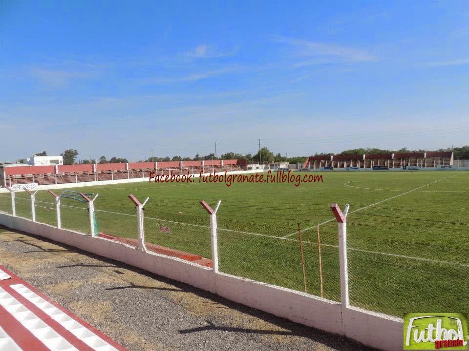 cancha de Independiente de Chivilcoy tribuna