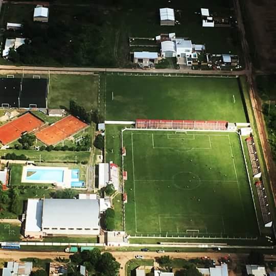 cancha de Independiente de Chivilcoy vista aerea