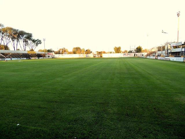 estadio Newbery Villa Mercedes