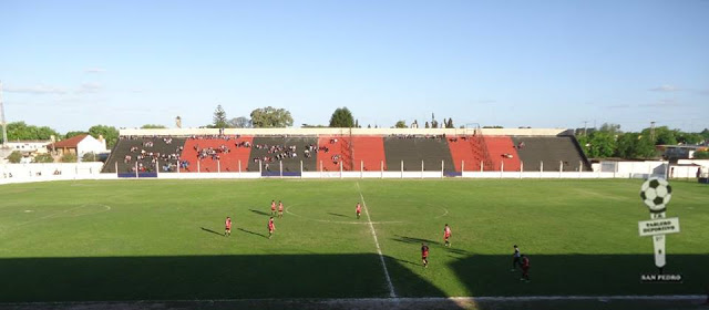 Estadio Municipal de San Pedro2
