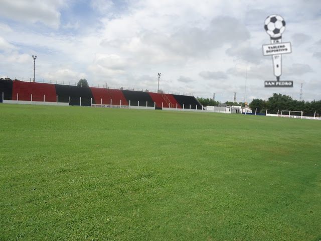 Estadio Municipal de San Pedro5