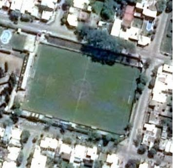 cancha de Jorge Newbery de Villa Mercedes google map
