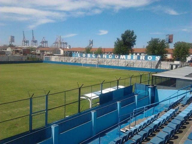 Estadio de San Telmo tribuna2