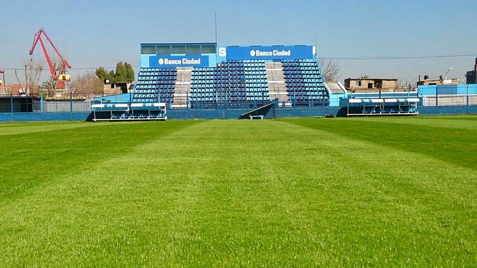 Estadio de San Telmo platea