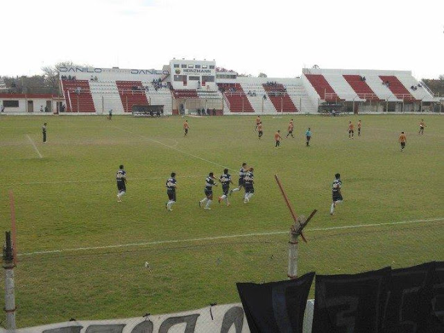 Estadio de 9 de Julio de Rafaela platea1