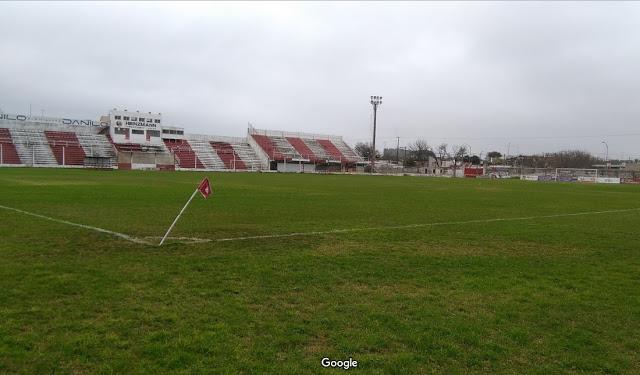 Estadio 9 de Julio Rafaela platea