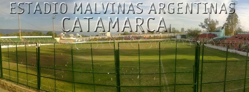 Estadio de la Liga Catamarqueña de Futbol panoramica2