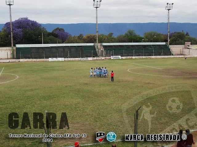 Estadio de la Liga Catamarqueña de Futbol3