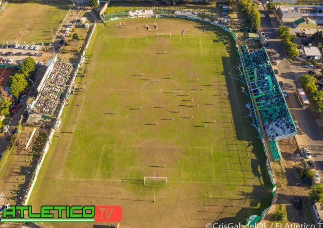 estadio San Miguel vista aerea