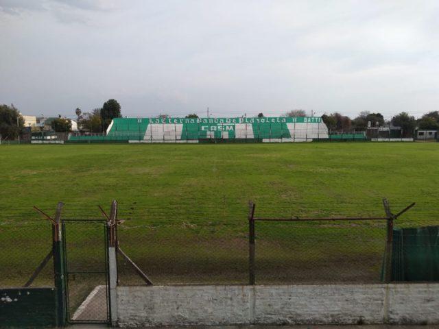 estadio san miguel tribuna