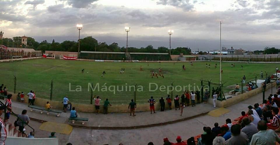 Estadio de la Liga Catamarqueña de Futbol panoramica