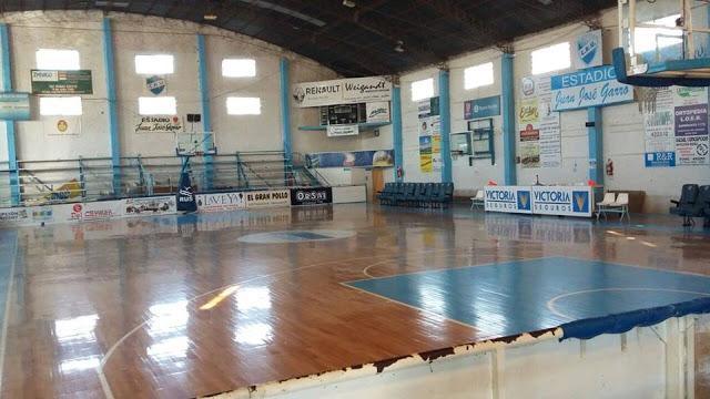 Estadio cubierto Regatas Uruguay