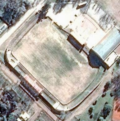 Estadio de Rivadavia de Lincoln google map