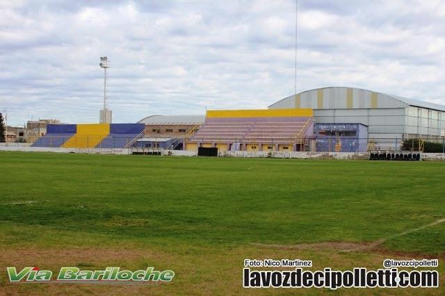 Tiro Federal Bahía Blanca tribunas