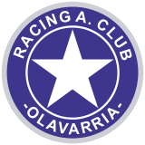 escudo Racing de Olavarría